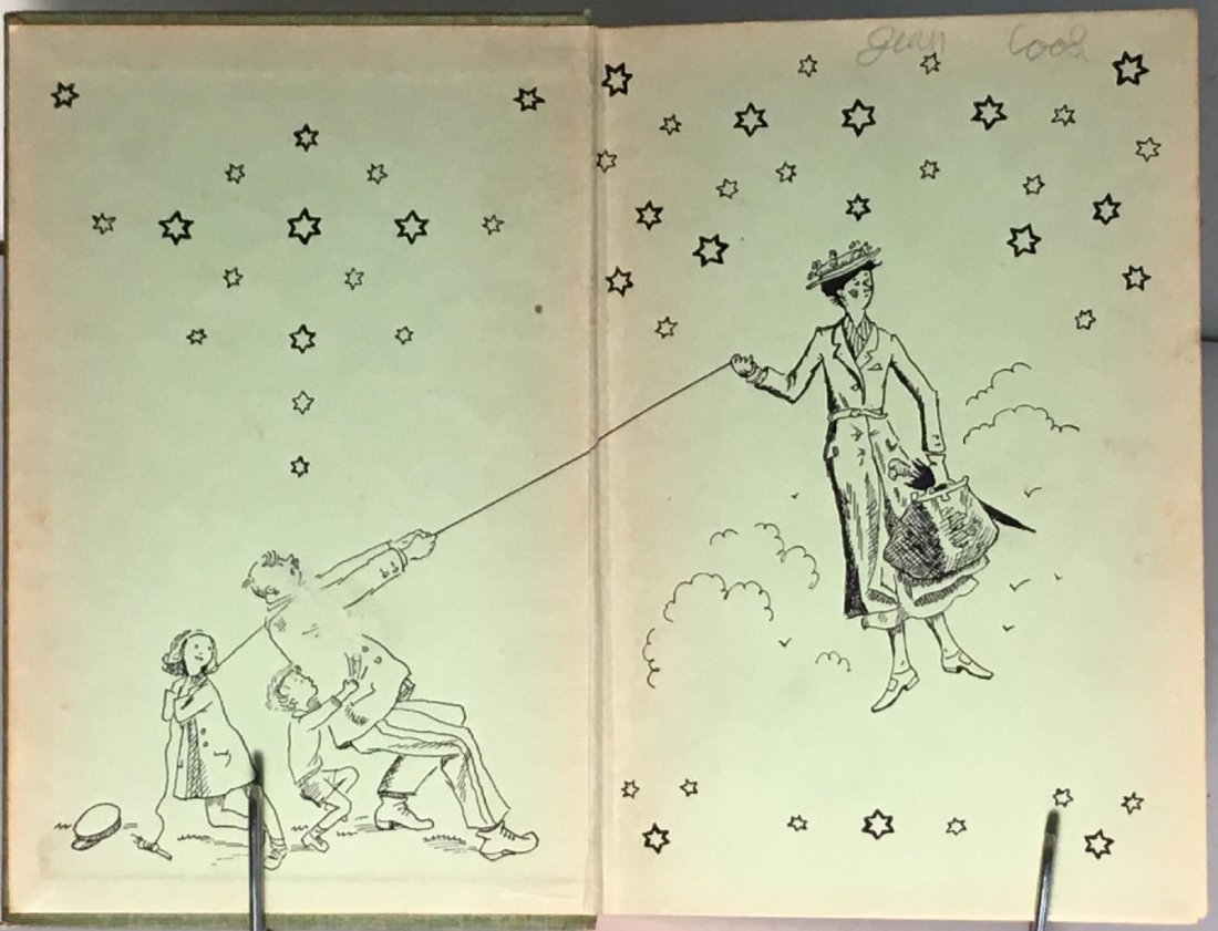 P.L. Travers: Mary Poppins Comes Back - 2