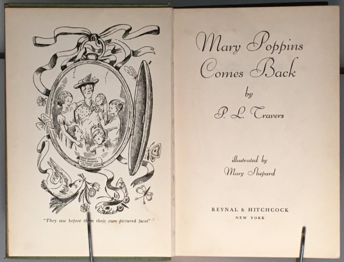 P.L. Travers: Mary Poppins Comes Back - 3