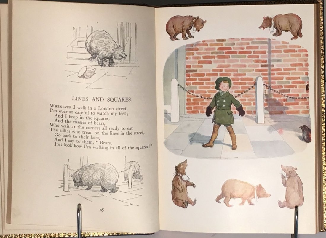 A. A. Milne: The Christopher Robin Verses - 5