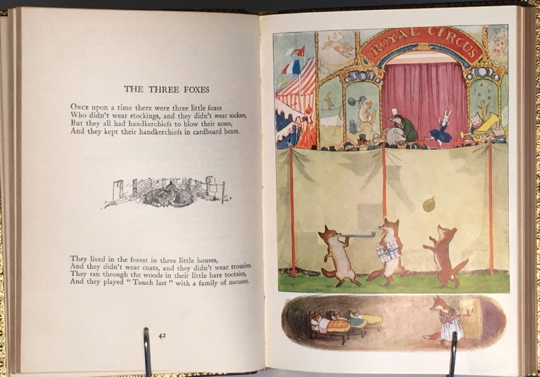 A. A. Milne: The Christopher Robin Verses - 6