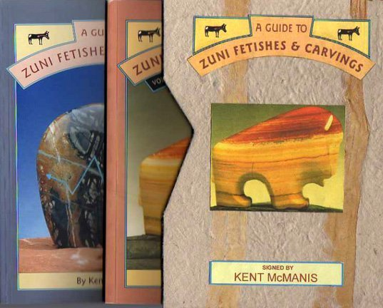 McManis & Stancliff: Guide to Zuni Fetishes & Carvings - 2