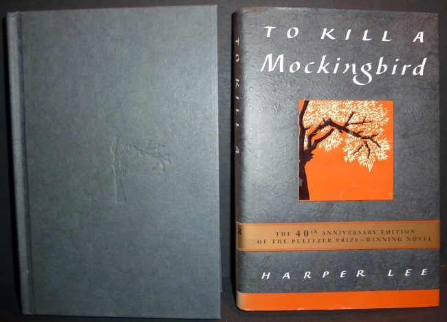 Harper Lee: To Kill a Mockingbird - Signed