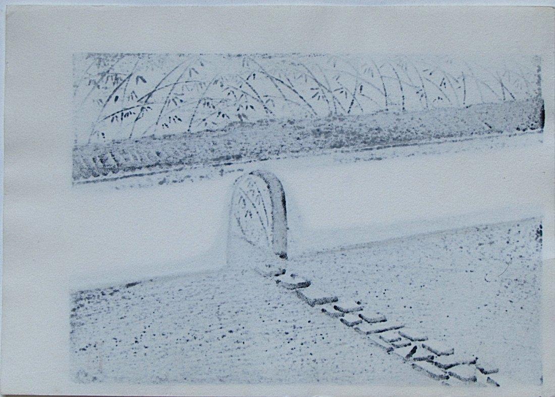 Masaharu Aoyama: A Garden Wall with a Gate - 2