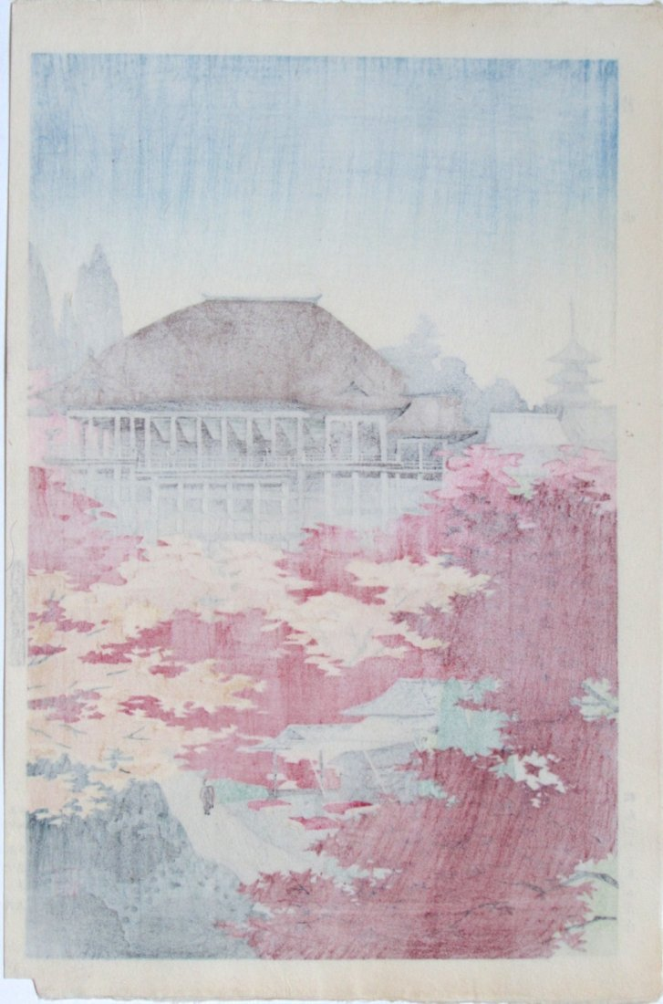 Kenji Kawai: Kiyomizu Temple - 2