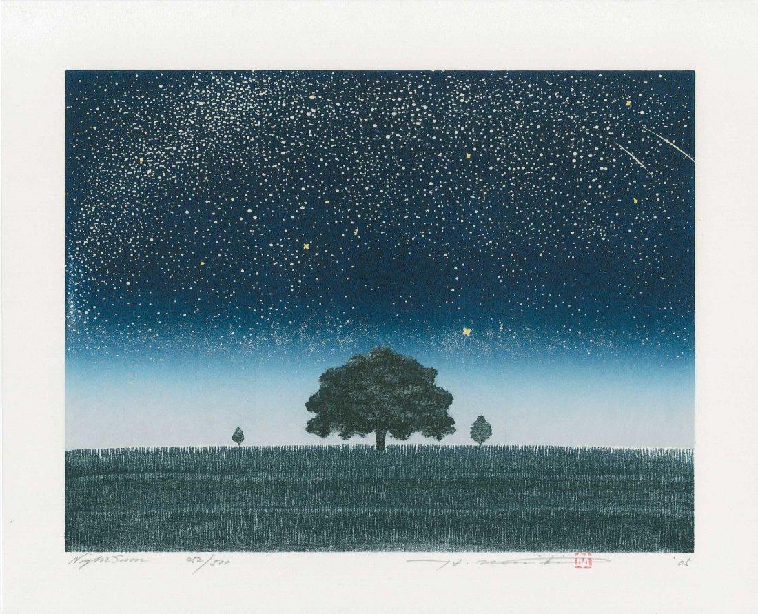 Hajime Namiki: Night Scene, 2005