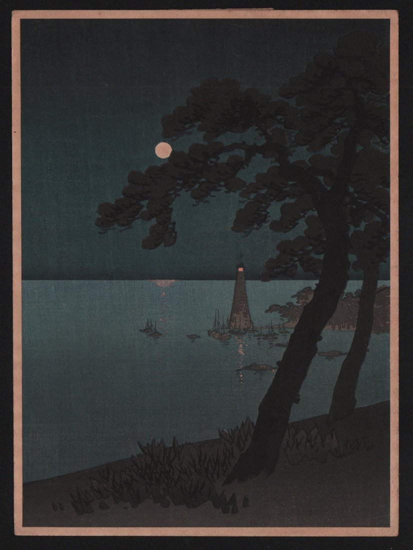 Koho Shoda: Lighthouse, 1910's