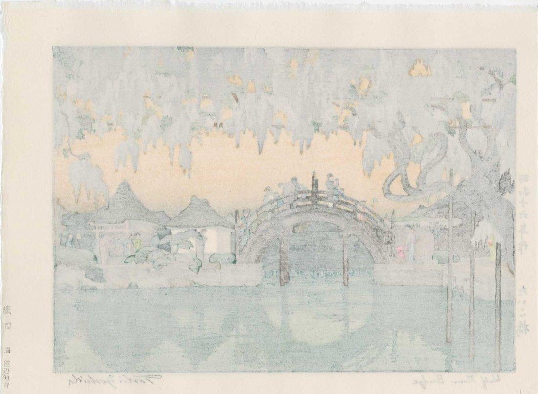 Toshi Yoshida: Half Moon Bridge, 1941 - 2