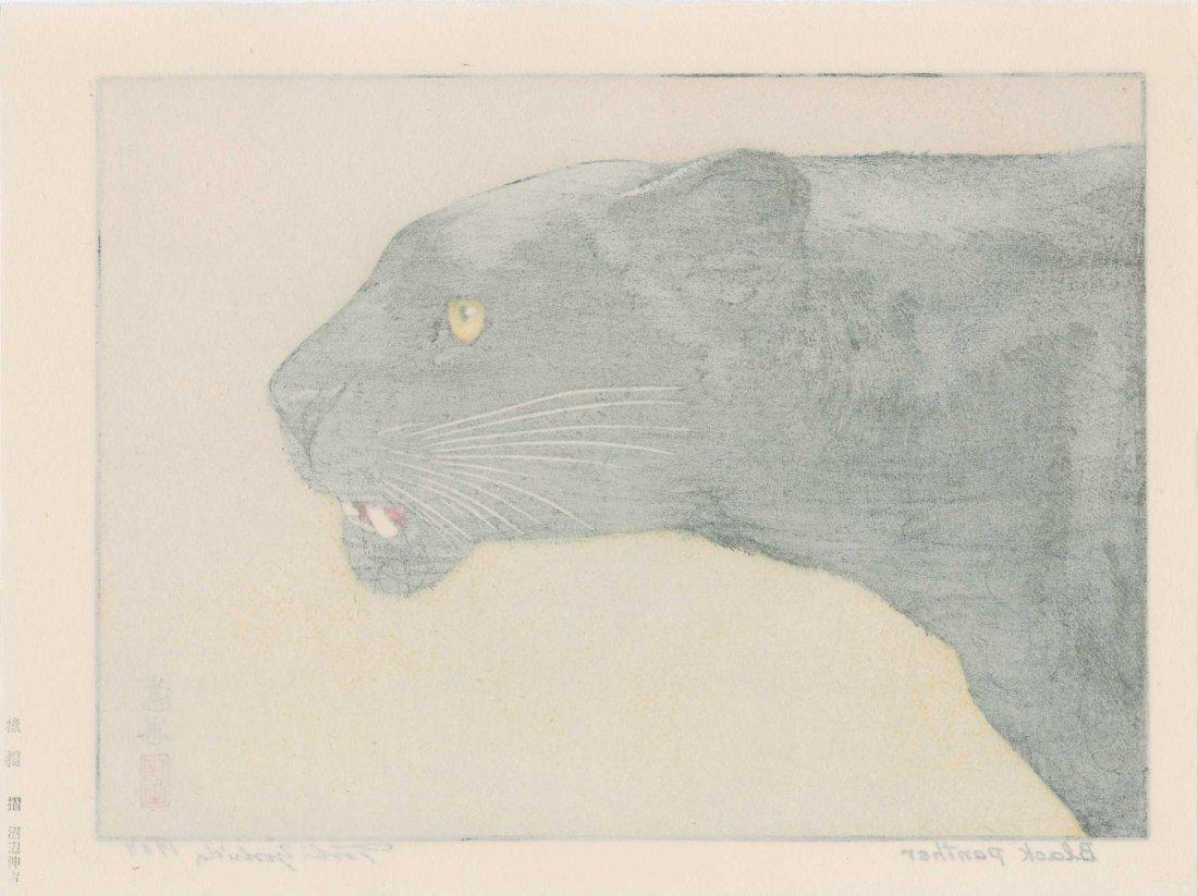 Toshi Yoshida: Black Panther, 1987 - 2