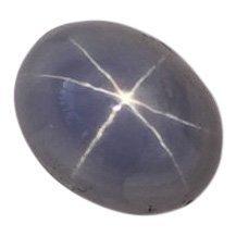 Grey Star Sapphire Loose Stone, 6.82 ctw