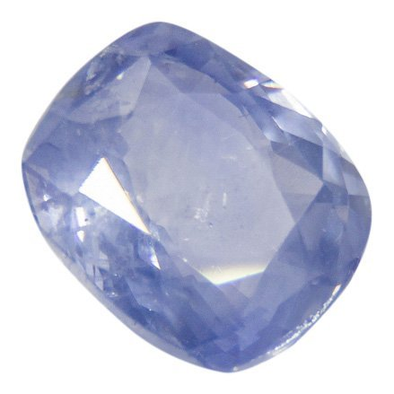 Certified Natural Loose Sapphire, 4.55 ctw