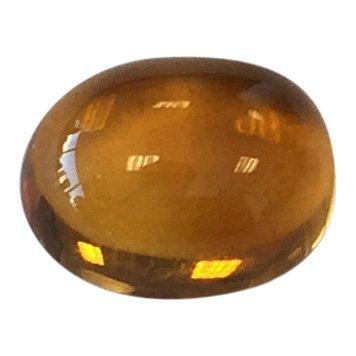 Citrine Cabochon Loose Stone, 2.25 ctw