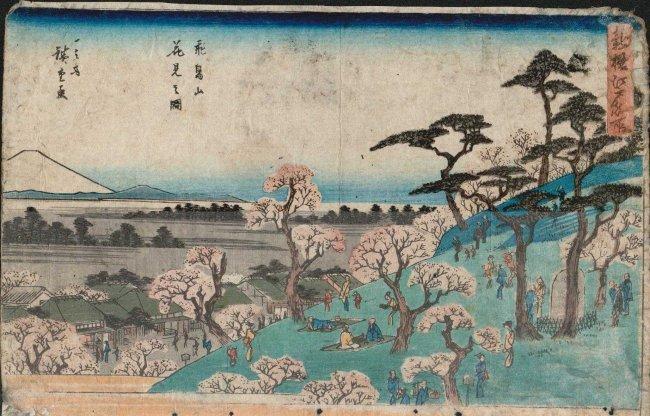 Hiroshige: Birds Eye View