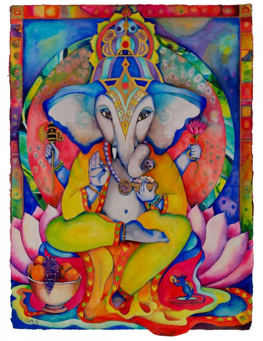 Liora Davis: Ganesh (WSOS), Large