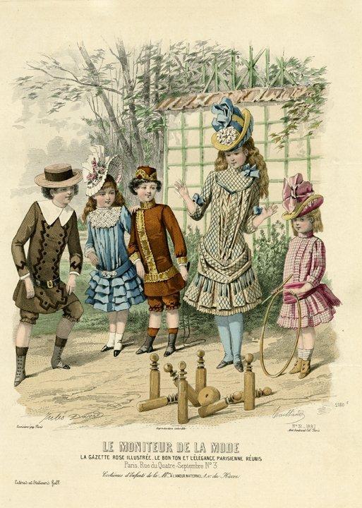 Le Moniteur de la Mode. No. 31, 1887