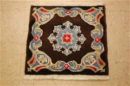 Persian Bijar Rug 1.7x1.7