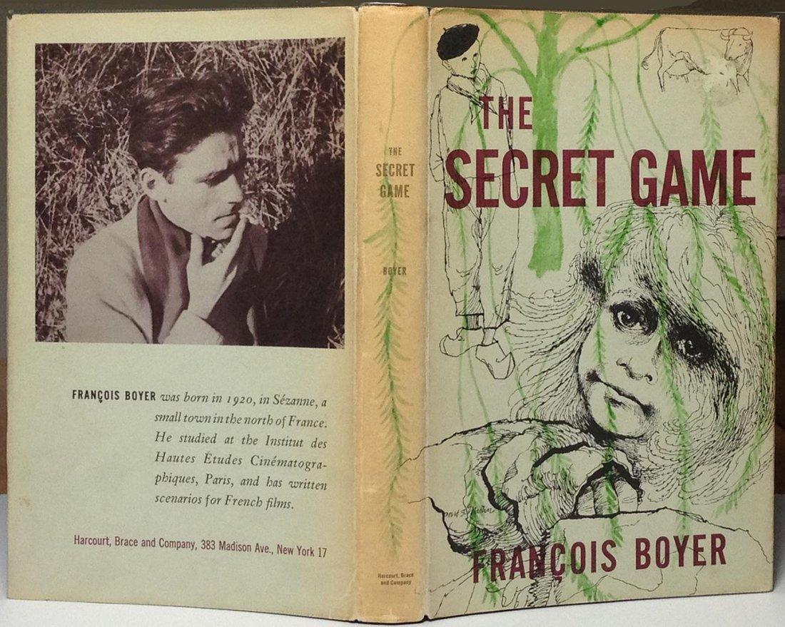 The Secret Game by Francois Boyer