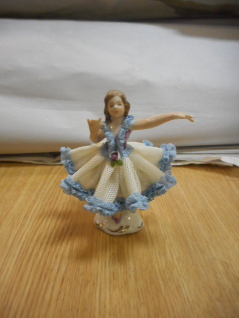 Dresden Figurine