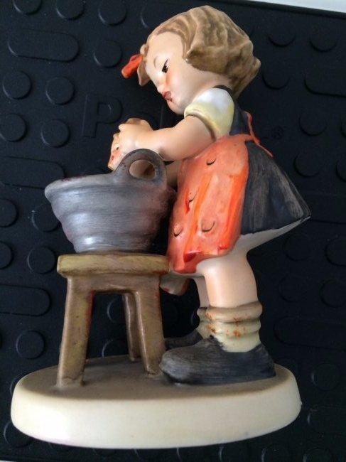 Hummel Figurine: Doll Bath