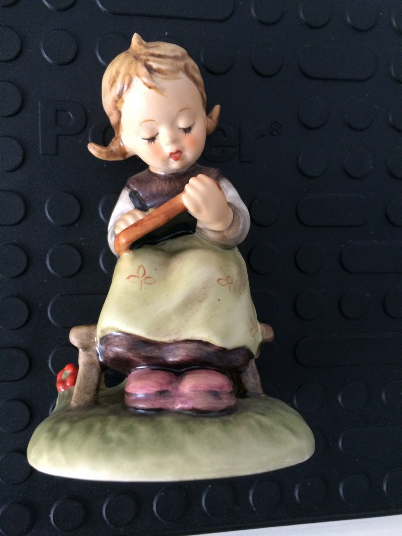 Hummel Figurine: Busy Student