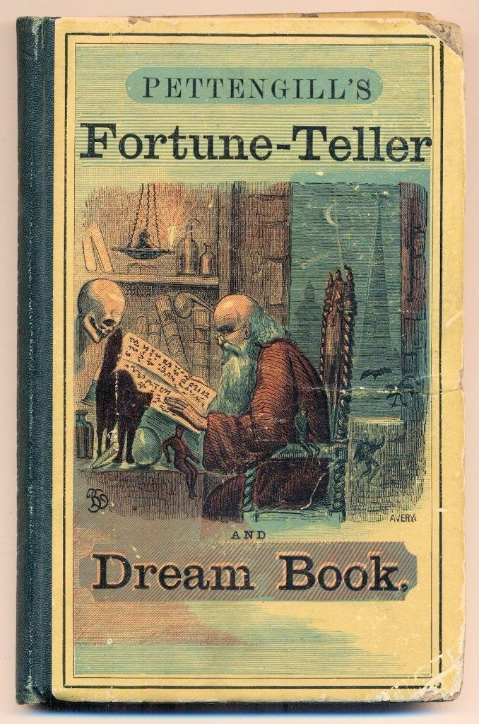 Perfect Fortune Teller & Dream Book, 1860