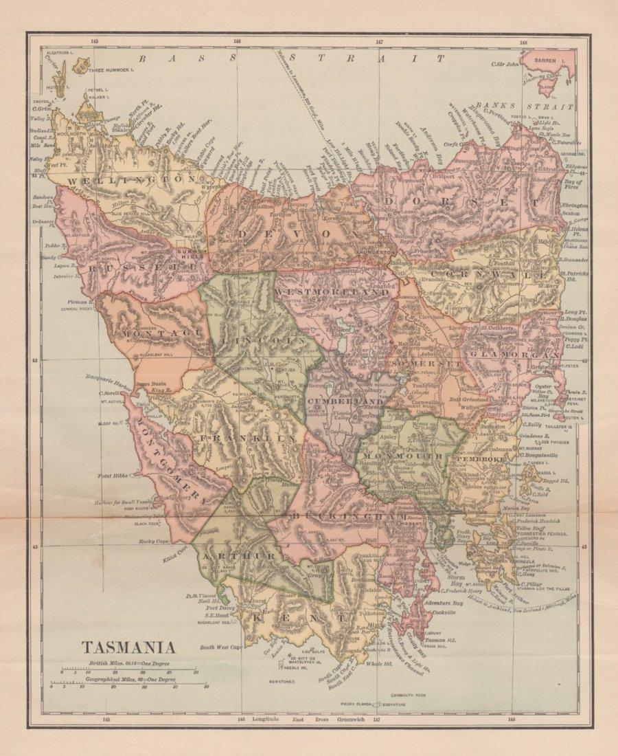 Collier: Tasmania 1886