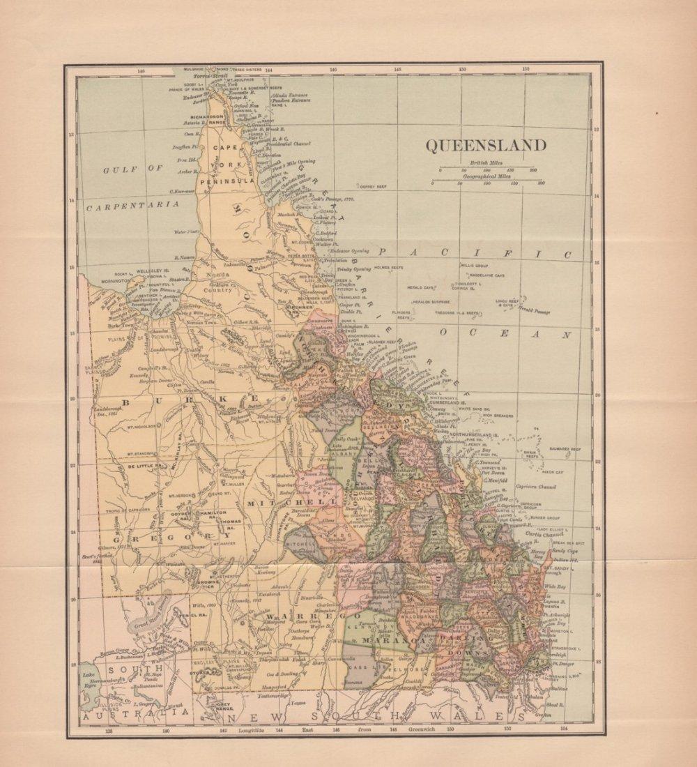 Collier: Queensland 1886