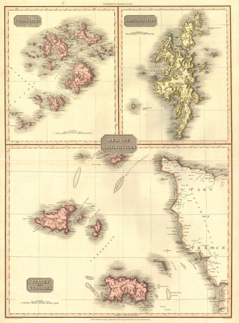 British Isles 1814