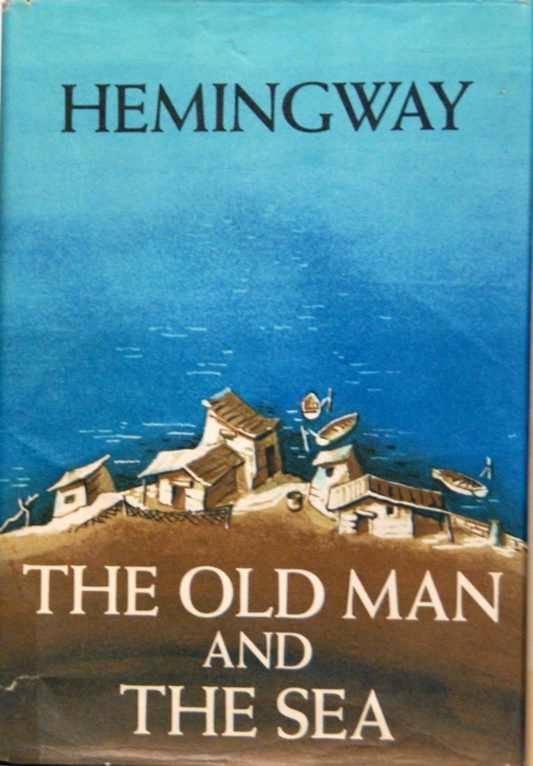 Ernest Hemingway: The Old Man & Sea, First Club Edition