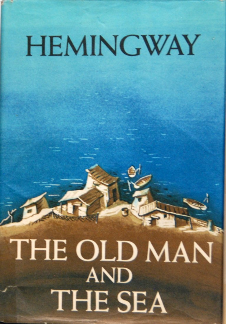 Ernest Hemingway: The Old Man & Sea, First Club Edition