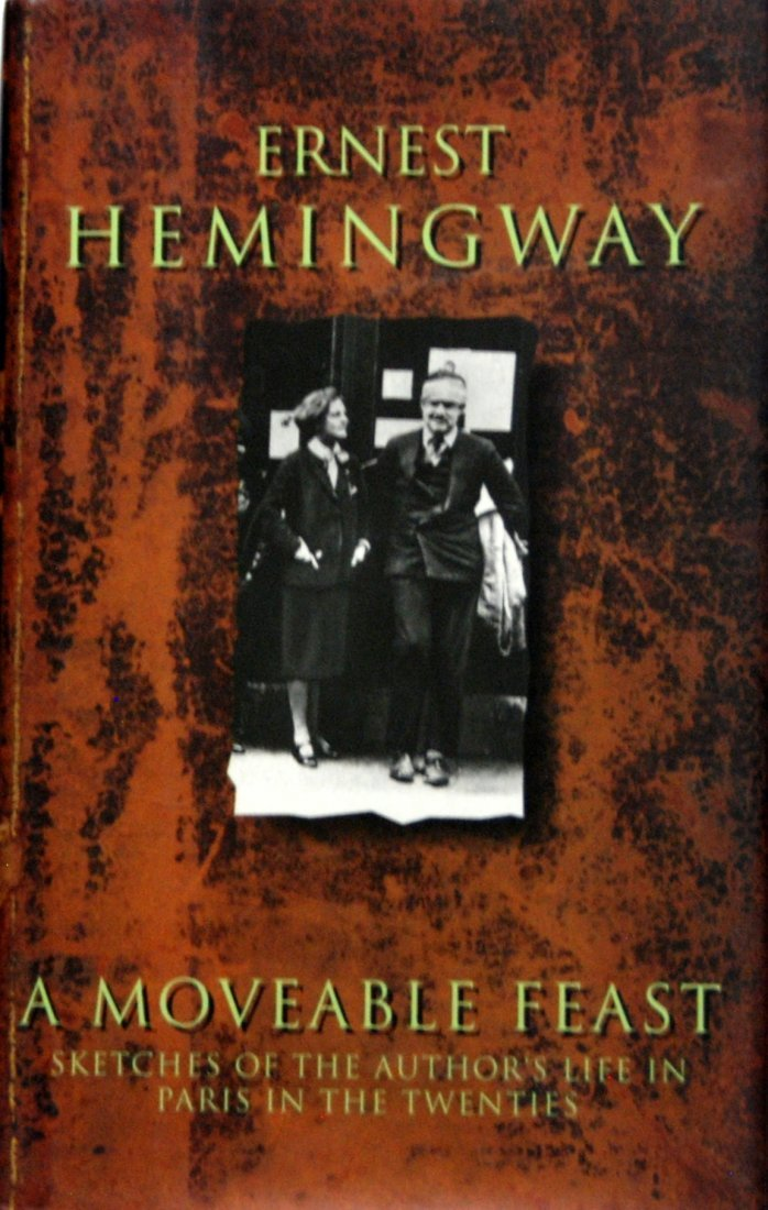 Ernest Hemingway: A Moveable Feast, Book of Month Ed.