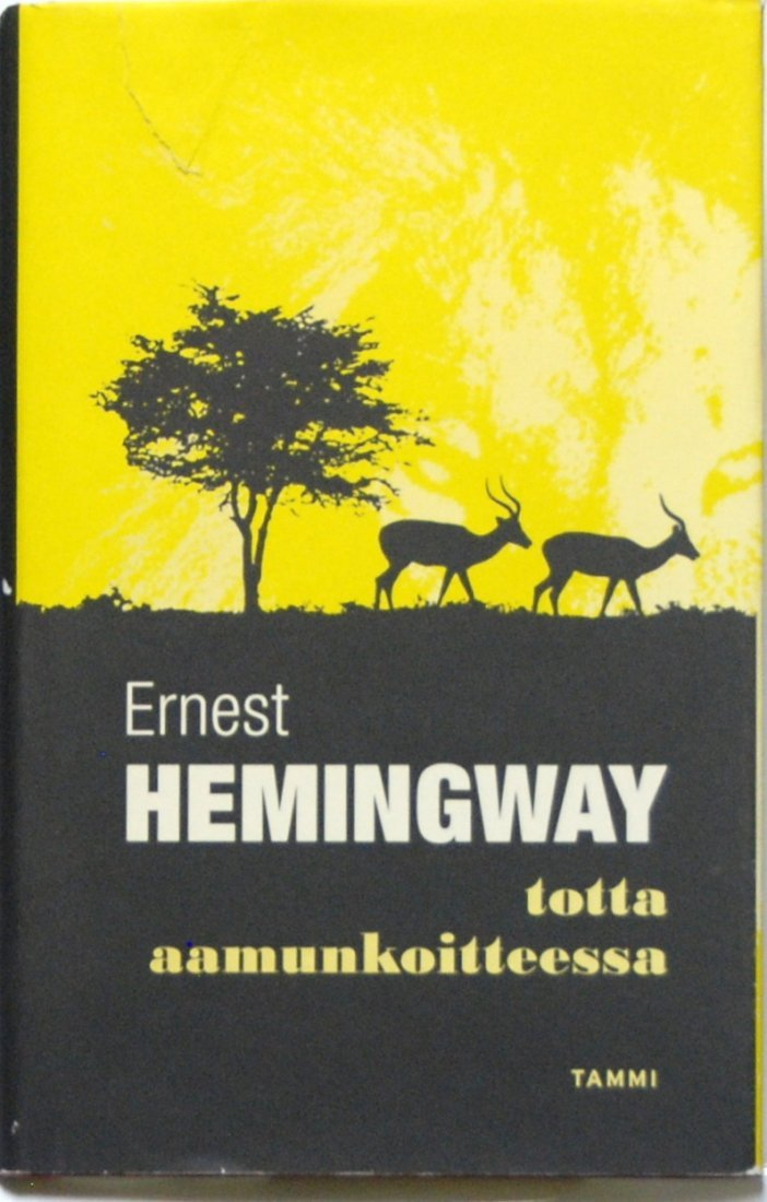 Ernest Hemingway: True At First Light, Norwegian