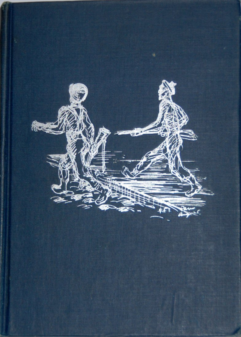 John Groth & Hemingway: Men at War, First Edition