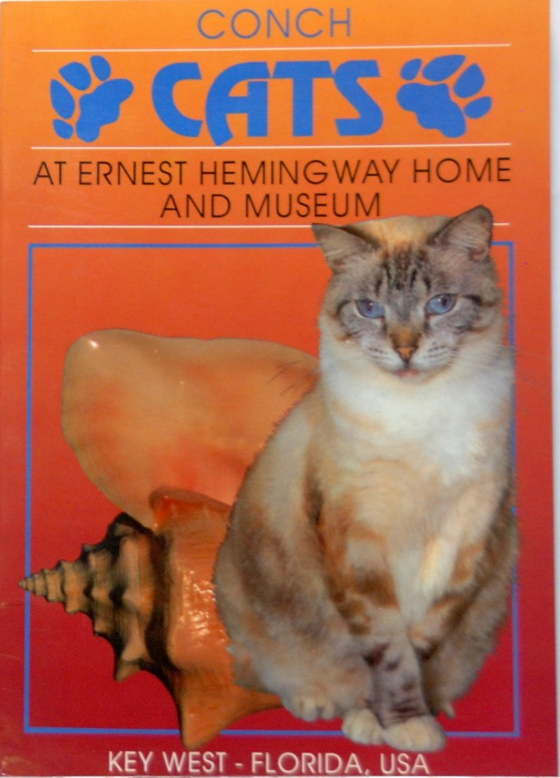 Conch Cats at Ernest Hemingway Home & Museum, Key West