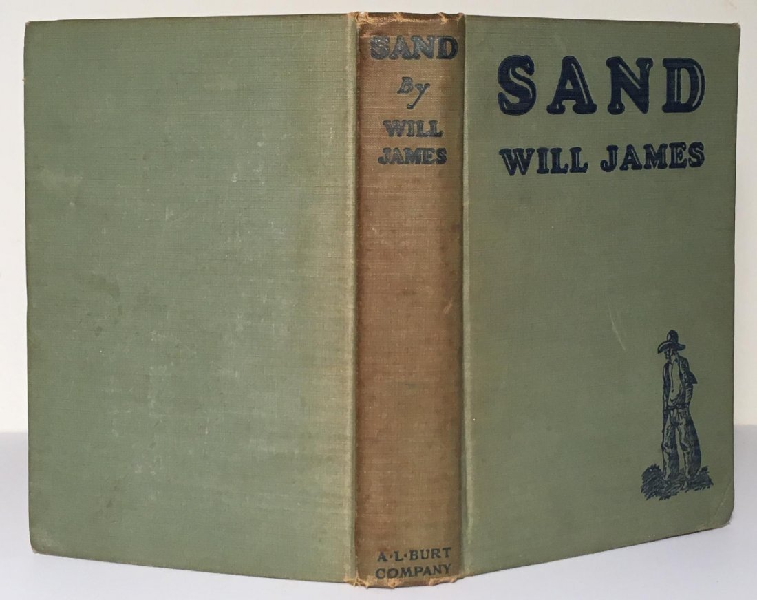 Sand by Will James, 1929