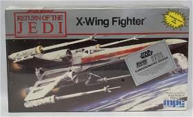 Star Wars Return of the Jedi X Wing Fighter Model Kit