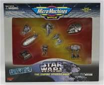 Star Wars Empire Strikes Back Micro Machines Vehicles