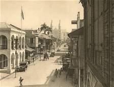 F.O. Koch: Port au Prince, Haiti