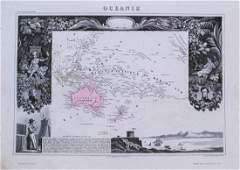 V. Levasseur: Oceanie, 1850