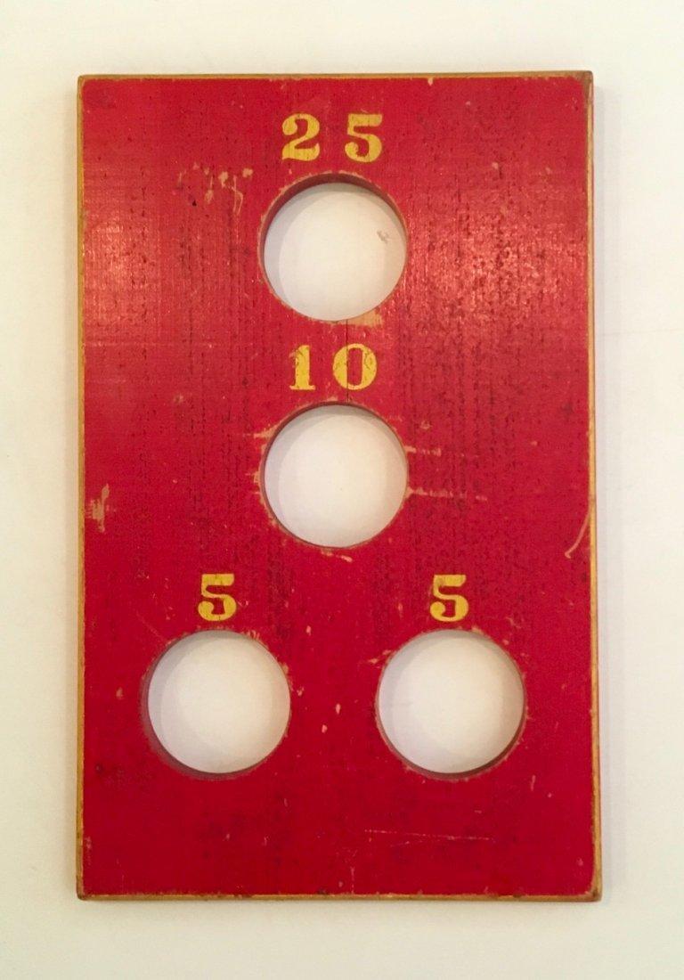 Beanbag Game, 1930-1940's