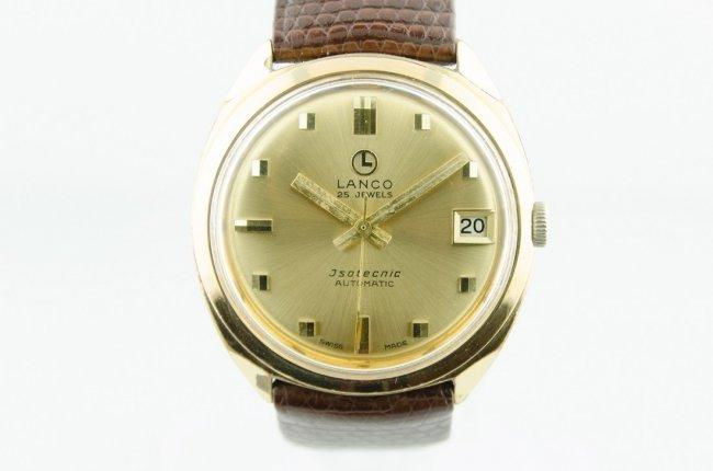 Lanco Men's 25 Jeweled Watch