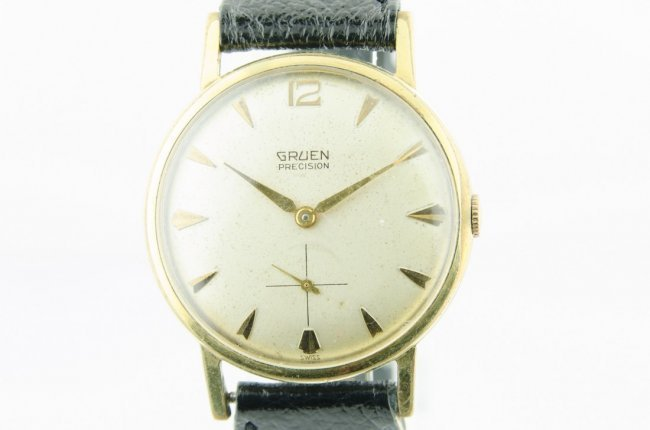 Gruen Precision Watch, 1960's