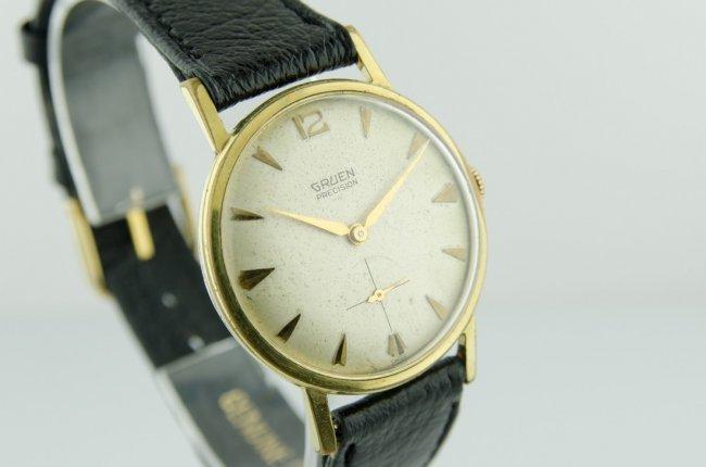 Gruen Precision Watch, 1960's - 2