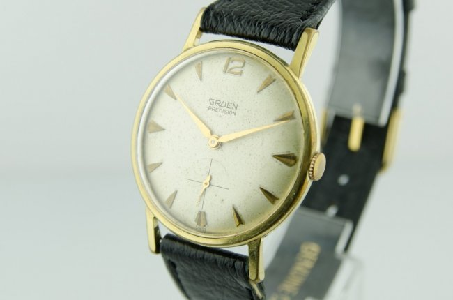 Gruen Precision Watch, 1960's - 3