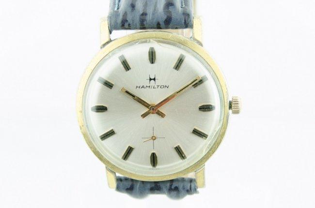 Men's Hamilton Watch, 1960's