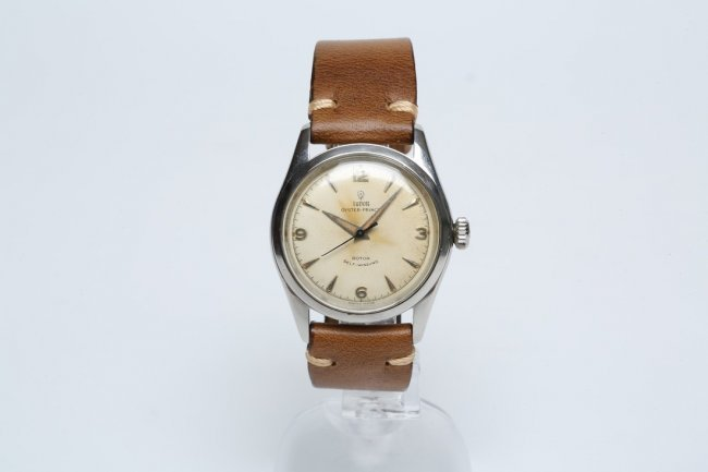 Tudor Stainless Steel Watch, 1950's