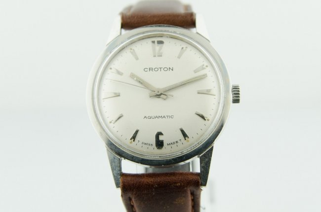 Croten Stainless Steel Watch