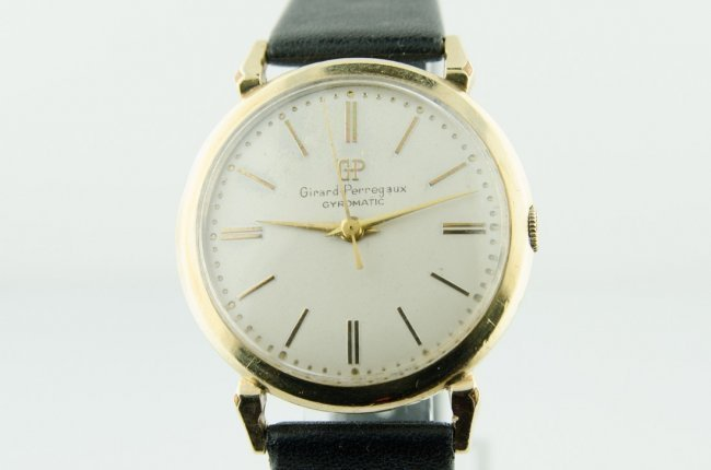 Men's Girard Perregaux Gyromatic Watch, 1958
