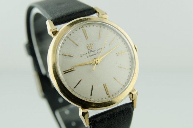Men's Girard Perregaux Gyromatic Watch, 1958 - 2
