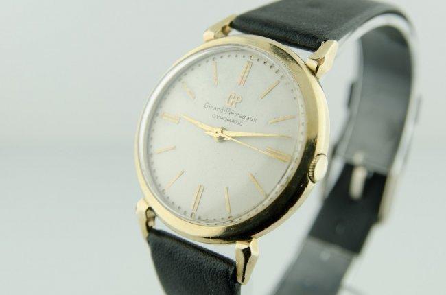 Men's Girard Perregaux Gyromatic Watch, 1958 - 3