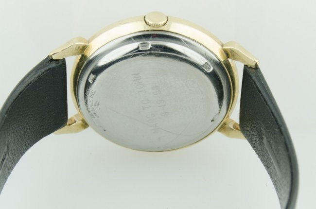 Men's Girard Perregaux Gyromatic Watch, 1958 - 4